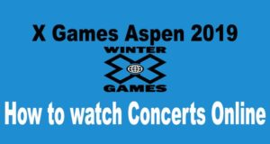 X Games Aspen 2019 Concerts live stream: How to watch online