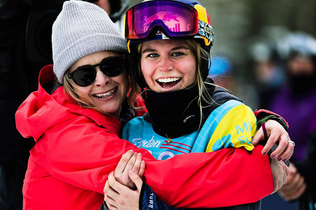 Maddie Mastro has chance to shine in women's snowboarding